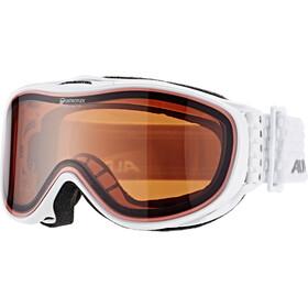 Alpina Challenge 2.0 Quattroflex Hicon S2 Maschera bianco